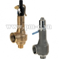 Kunkle Valve Model 716 Safety Relief Valves