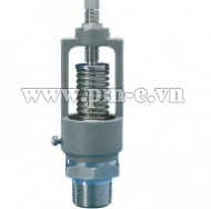 Kunkle Valve Models 40R/40RL Safety Relief Valves