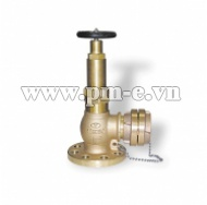 HYDRANT REDUCING VALVE, HRA-S