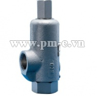 Kunkle Valve Models 71S, 171, 171P and 171S Safety Relief Valves