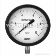 WISE Process Industrial Pressure Gauge P330