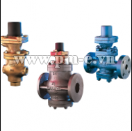 Kunkle Valve Bailey Type G-4 Pilot Operated Reducing Valve
