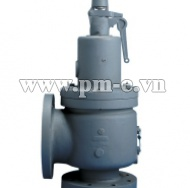 Kunkle Valve Models 6252/6254 Safety Relief Valves