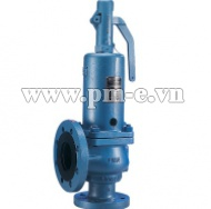 Kunkle Valve Bailey Model 756 Safety Relief Valves