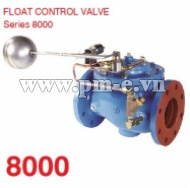 FLOAT CONTROL VALVE - SERIES 8000