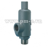 Kunkle Valve Models 264/265/266/267 Safety Relief Valves