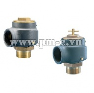 Kunkle Valve Models 215V/337 Safety Relief Valves