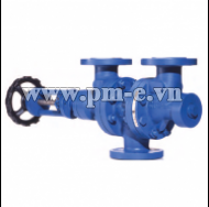 VAN LESER, Series 310 Flanged Change-Over Valves