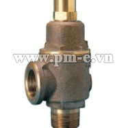 Kunkle Valve Models 19 and 20 Safety Liquid Relief Valves