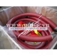 ỐNG COMPOSITE DOLPHINFLEX RED - HÀN QUỐC