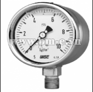 WISE Euro Gauge Liquid Filled Industrial P259