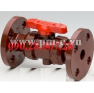 Ball Valve Type21, Alpha, Lever, CPVC-EP,F-10K