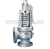 Kunkle Valve Models 300/600 Safety Relief Valves