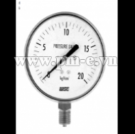 WISE General Purpose Pressure Gauge P140