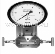 WISE Differential Pressure Gauge P620,P630